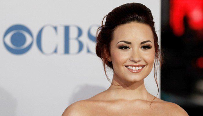 Demi Lovato 'awake,' with family at hospital after apparent drug overdose