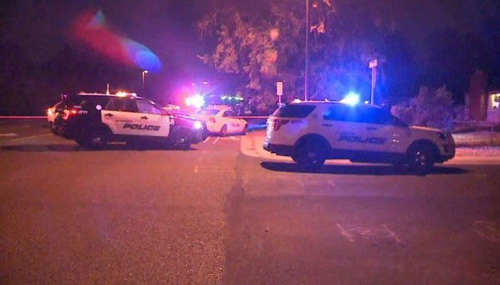 2 killed in Aurora shooting, one by officers
