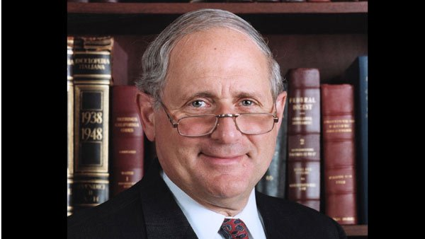 Sen. Carl Levin, D-MI, grilled top Goldman Sachs executives at a Senate hearing in 2010. (Source: Wikicommons)