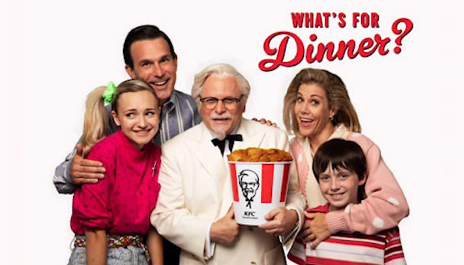 "Jason Alexander, best known as George from ""Seinfeld,"" is KFC's newest Colonel Sanders. (Source: KFC via CNN)"