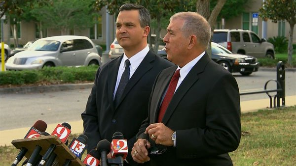 Lawyers for George Zimmerman announce they will no longer work as his counsel. (Source: CNN)