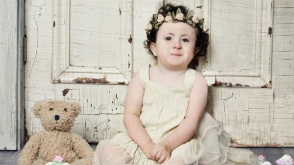 Bella Santorum, 3, suffers from a disease that causes a myriad of health issues. She was cited as one of the reasons Santorum decided to drop out of the race. (Source: Rick Santorum)