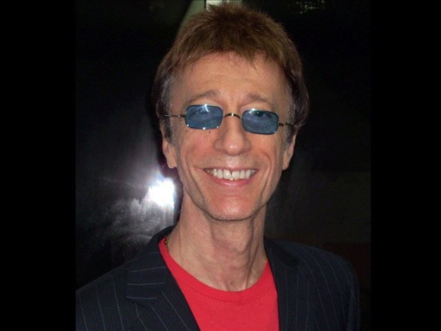 Robin Gibb (Source: Wiki Commons)