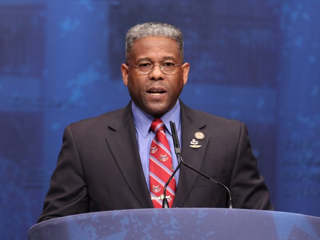 Rep. Allen West said he heard there were Communists in the U.S. Congress. (Source: Mark Taylor/flickr)