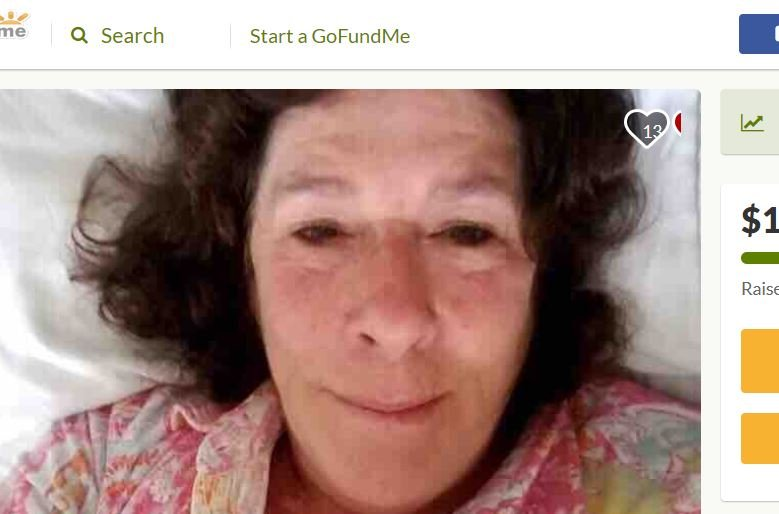 69-year-old PamelaViles says she met a man named James Lazenby onMatch.comtwo years ago; an Australian born business owner with dual citizenship in Canada. (Source: GoFundMe.com)