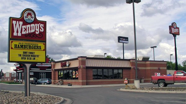 A Wendy's in Miles City, MT. (Source: David Schott/Flickr)