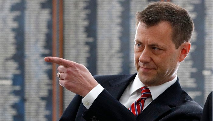Peter Strzok Fired, Already Has More Than $40K on GoFundMe