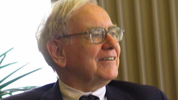 Billionaire Warren Buffett announced in a letter that he has prostate cancer. (Source: Wiki Commons)