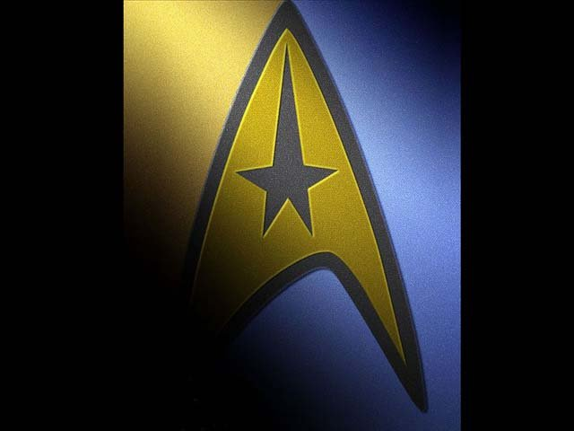 All five Star Trek captains will appear on stage at a London convention in October. (Source: Paramount Pictures)