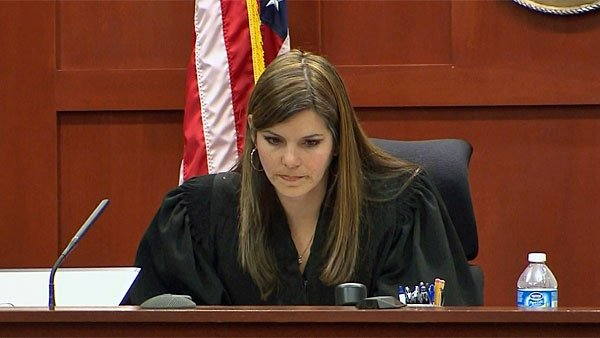 Judge Jessica Recksiedler recuses herself in Trayvon Martin shooting case for conflict of interest. (Source: CNN)