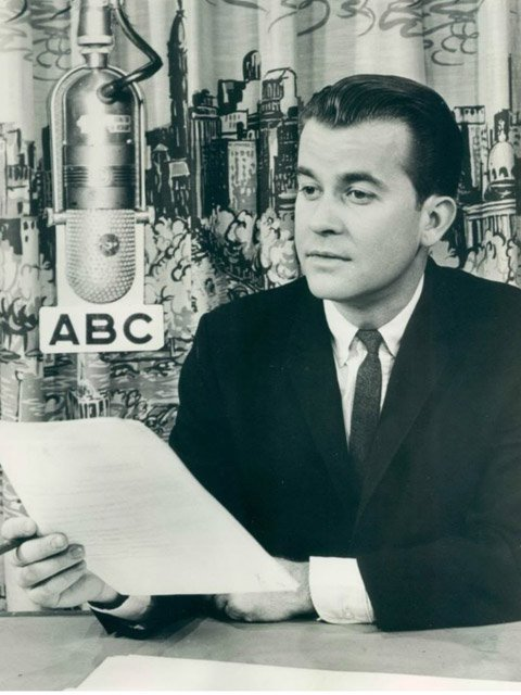 Dick Clark (Source: ABC publicity photo)