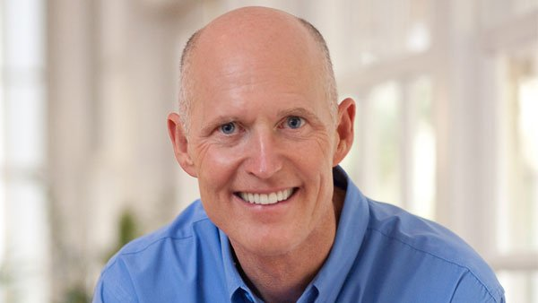 Florida Gov. Rick Scott. (Source: Rick Scott)