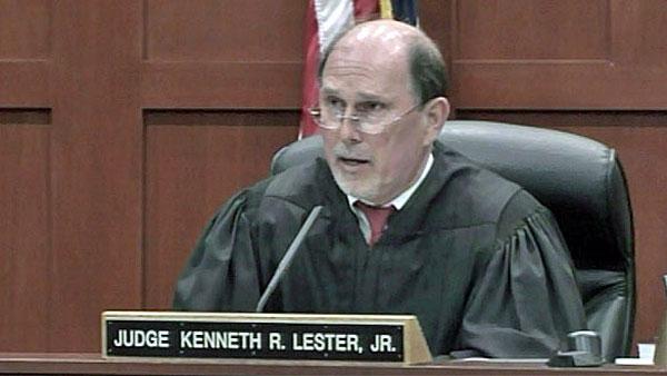 Judge Kenneth Lester Jr. set bond at $150,000. (Source: CNN)