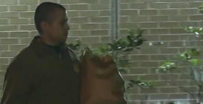 George Zimmerman was released from jail early Monday morning after posting $150,000 bond. (Source: CNN)