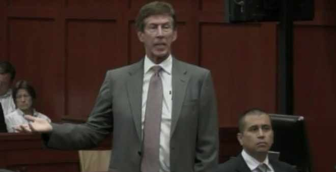 O'Mara revealed his client had more than $200,00 in a legal defense fund. (Source: CNN)