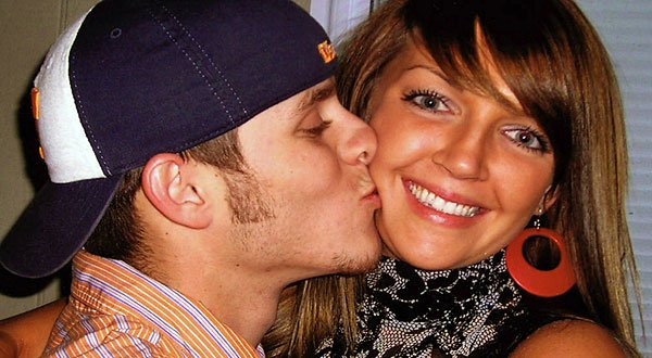 Christopher Newsom, left, and his girlfriend Channon Christian had been dating for about two months before they were kidnapped, raped, tortured and killed. (Source: Newsom family photo)