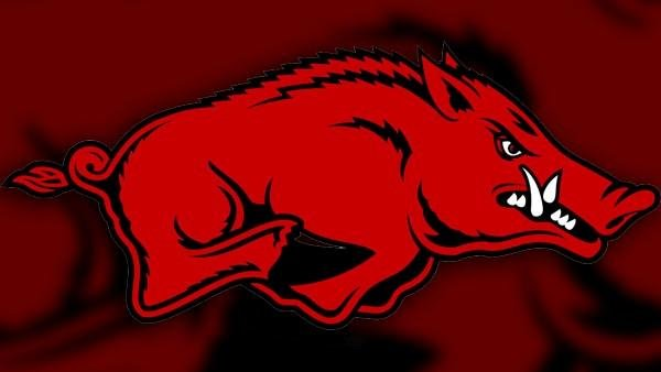 The game snapped the Razorbacks' seven-game winning streak and was their first true road game of the season.