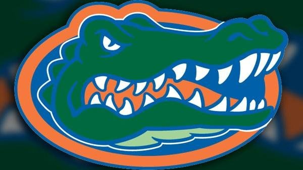 The game marked the Gators' 10th straight win, matching last season's best streak.