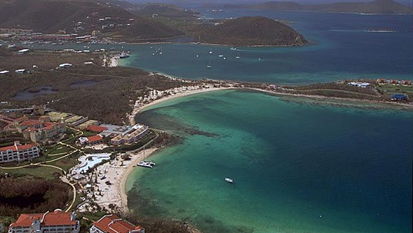 The U.S. Virgin Islands led Lonely Planet's list of top travel destinations for this year. (Source: WikiCommons)