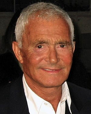 Vidal Sassoon. (Source: Wikimedia Commons)