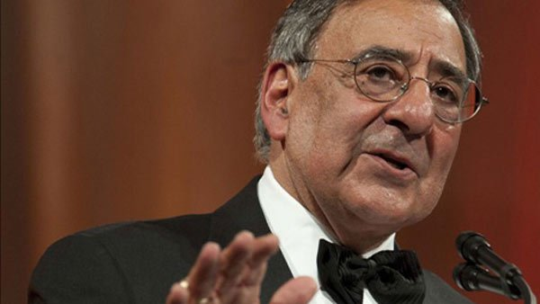 Defense Secretary Leon Panetta spoke today about the threat of terror coming from Yemen. (Source: US Defense Department)