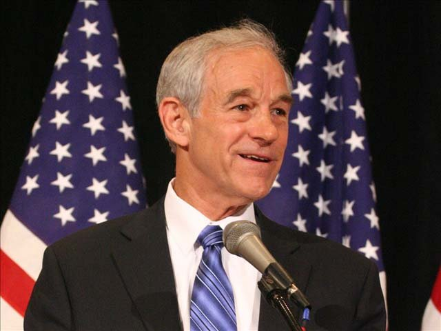 Republican presidential candidate Ron Paul will stop campaigning. (Source: WikiCommons)
