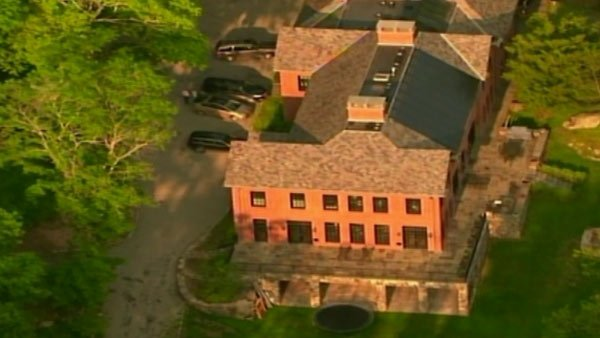 The home Mary Kennedy and Robert F. Kennedy Jr. once shared. (Source: CNN)