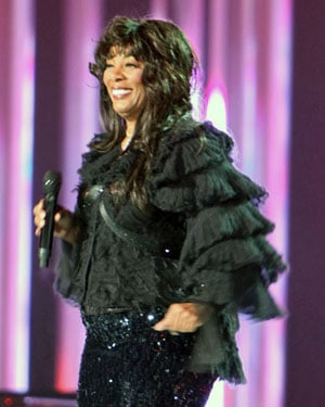 Donna Summer performs at the Nobel Peace Prize Concert at Oslo Spektrum on December 11, 2009 in Oslo, Norway. (Source: Wikimedia Commons)