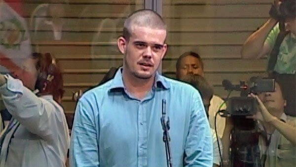 Joran van der Sloot must serve out his 28-year sentence before being extradited to the U.S. for his alleged role in the killing of college student Natalee Holloway. (Source: CNN):