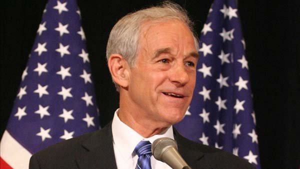 Ron Paul announced admitted in an email to supporters he will not be the Republican presidential nominee. (Source: WikiCommons)