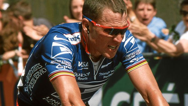 Lance Armstrong will be charged with doping. (Source: Wikipedia)