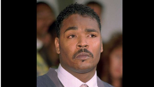 Rodney King drowned in a swimming pool June 17. (Source: MGN)