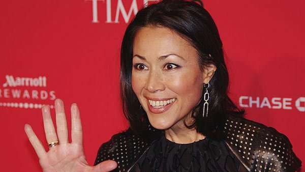 Ann Curry (Source: Wiki Commons)