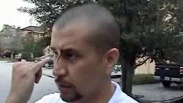 New video released Tuesday shows Zimmerman with bruises and bandages over cuts on his nose and head. (Source: Sanford Police Department/CNN)