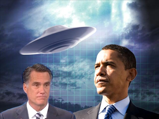 A recent survey determined that more people believe President Barack Obama would better handle an alien invasion that Gov. Mitt Romney.