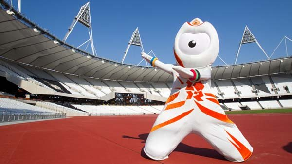 Wenlock is the mascot for this year's summer Games in London. (Source: LOCOG)