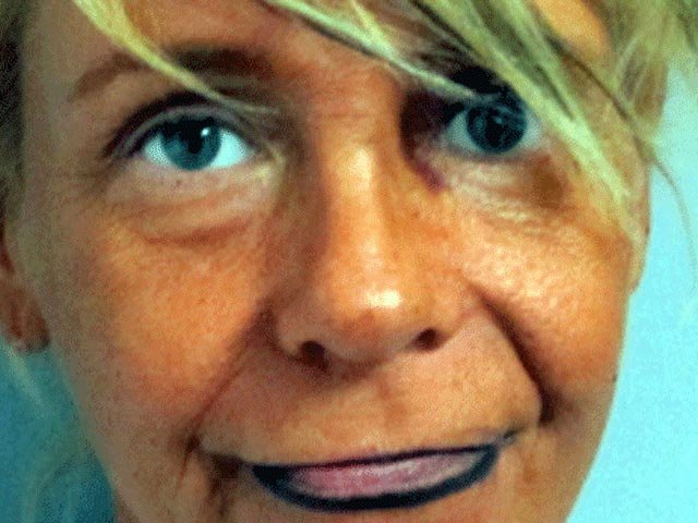 Patricia Krentcil was arrested allegedly for taking her 6-year-old daughter to a tanning booth.