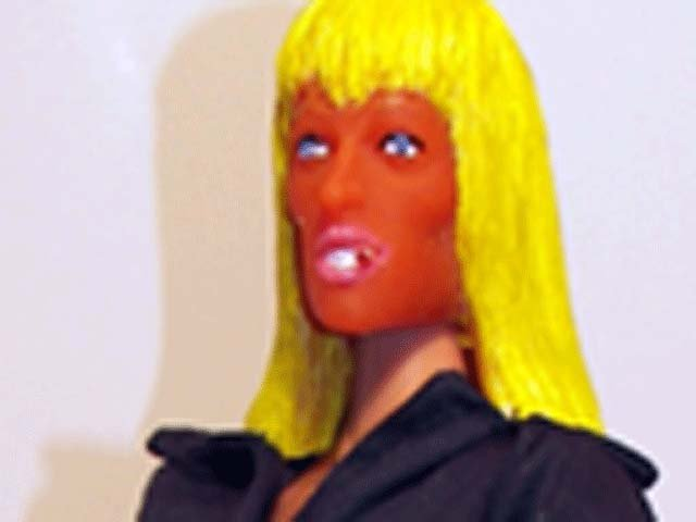 A Connecticut-based action figure doll company even made a 'tan mom' doll. (Source: WFSB)