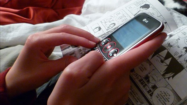 The LG-sponsored National Texting Competition is taking place Wednesday in New York City. (Source: Wiki Commons)