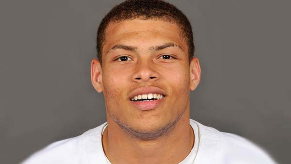 "Tyrann Mathieu, aka ""Honey Badger,"" will not play for LSU this year. (Source: LSUSports.net)"