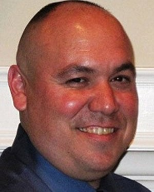 Brazos County Constable Brian Bachman was killed in the shooting near the Texas A&M University campus. (Source: Photo via Facebook)