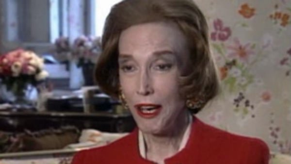 Helen Gurley Brown died Monday at a hospital in New York after a brief hospitalization.(Source: CNN)