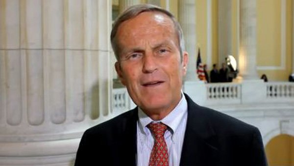 U.S. Rep Todd Akin made a controversial remark about rape and pregnancy on a St. Louis-area news show Sunday. (Source: akin.house.gov)
