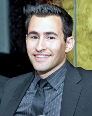 Dan Schawbel is an author, public speaker and founder of Millennial Branding. (Source: Wikimedia/Eric Gauster)