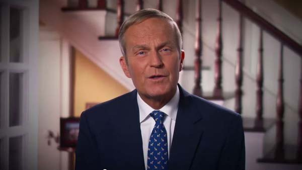 Congressman and GOP Senate candidate Todd Akin released a campaign video titled &quot;Forgiveness&quot; on Tuesday. (Source: YouTube)