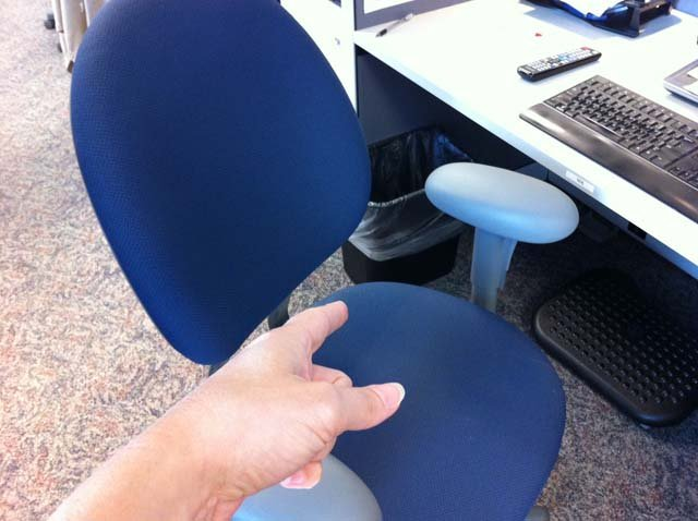 People on the internet are posting photographs of them &quot;Eastwooding.&quot;