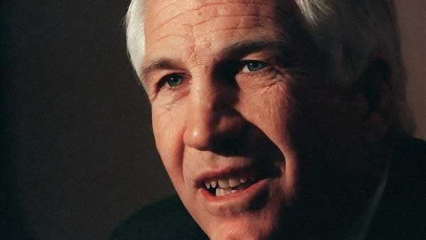Penn State assistant football coach Jerry Sandusky was found guilty of 45 charges related to the molestation of young boys over a 15-year period. (Source: The Patriot-News)