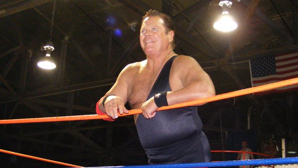 Jerry Lawler, 62, gained notoriety for his feud with actor/comedian Andy Kaufman. (Source: shstrng/Flickr)