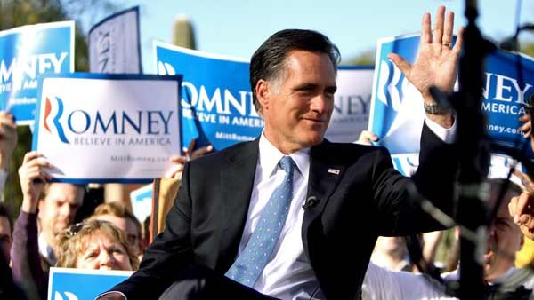 The latest Public Policy Polling survey in Ohio shows Romney is behind Obama by 5 percent. (Source: Gage Skidmore/Wikimedia)