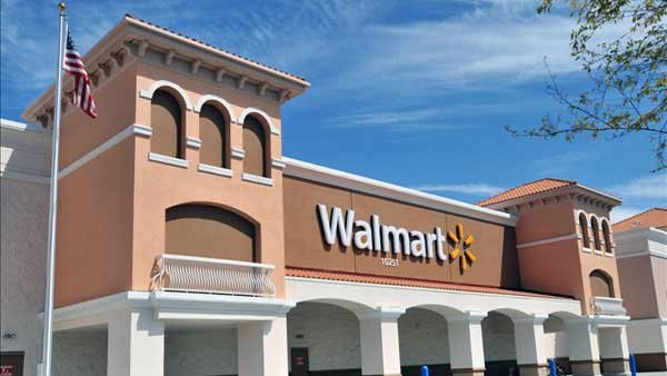 Julia Garcia is suing Walmart after she said employees ripped up two of her $100 bills on grounds that they were counterfeit. (Source: Walmart)